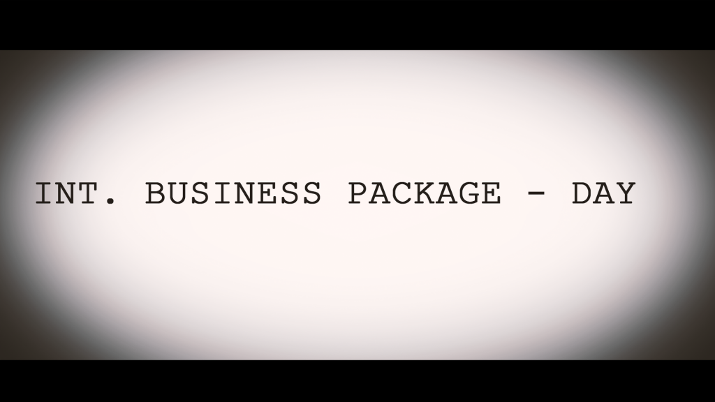 Business package global production pictures